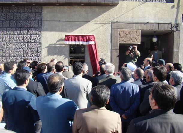 افتتاح 193 واحد مسکن مهر در شهرستان فردوس