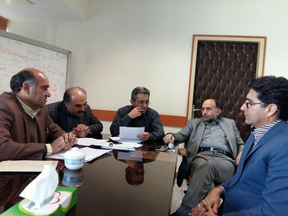 ديدار با معاونت درمان وزير بهداشت ، درمان در تهران