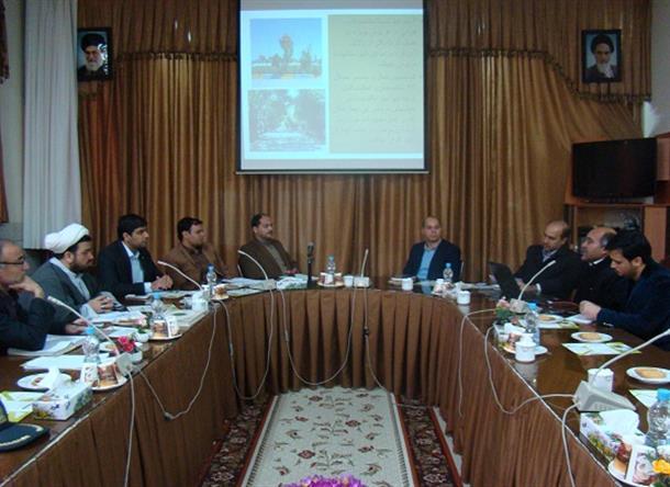 جلسه شورای هماهنگی مدیریت بحران شهرستان فردوس