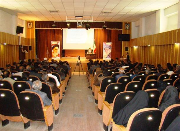 همایش نور و امید به منظور توان افزایی روستاهای شهرستان فردوس