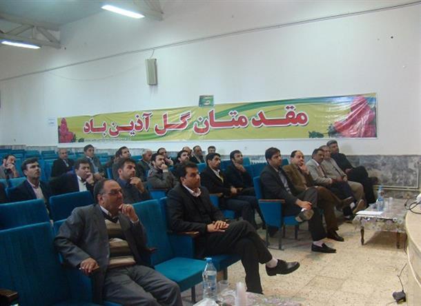 جلسه تدوین برنامه راهبردی شهر اسلامیه